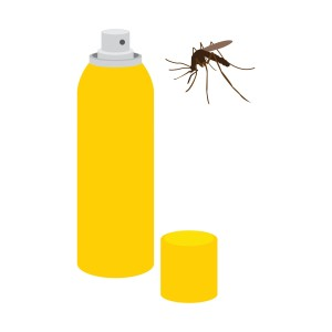 חומר הדברה נגד יתושים